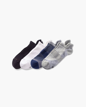 mens ankle sock in a 4 mix2 pack