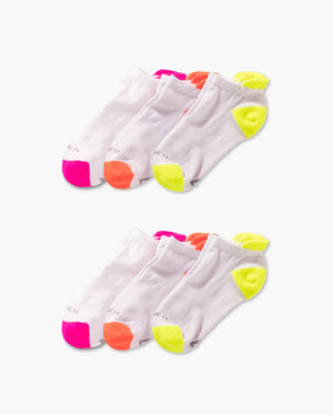 womens ankle sock in a 6 mix1 pack