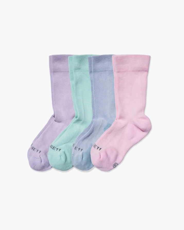 womens crew sock in a 4 mix2 pack