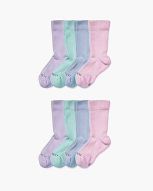 womens crew sock in a 8 mix2 pack