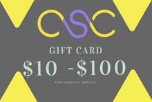 Gift Card ($10 to $100)