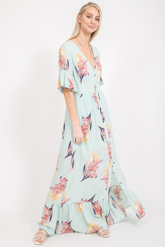 FINAL SALE - Take Me Away Dress