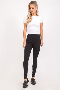 High-Heights Side Stripe Leggings
