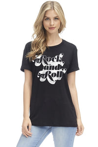 Rock n Roll Soft BEAUTIES Tee