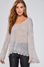 Load image into Gallery viewer, Stacey Lightweight Sweater