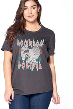Load image into Gallery viewer, Rock Forever Distressed Tee // Beauties