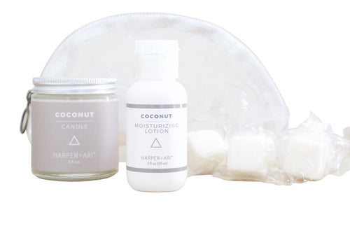 Harper + Ari - Self-Care Travel Sets