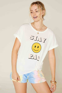 Stay Rad Graphic Tee