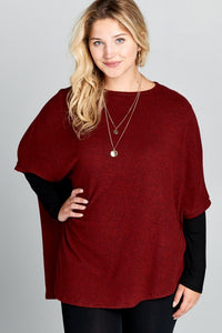 FINAL SALE - Cranberry Tunic // Beauties
