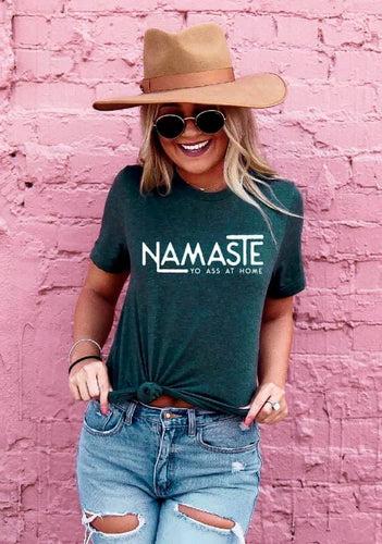 FINAL SALE - Namaste at home