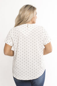 Print Short Sleeve Beauty