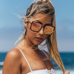 Luxus Oversized Sunnies Eyewear