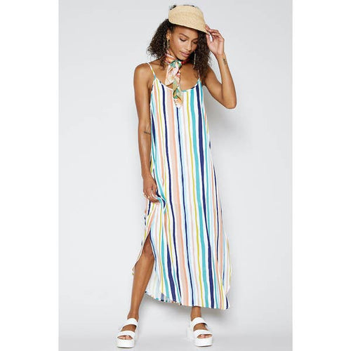 Streets Of Havana Stripe Dress
