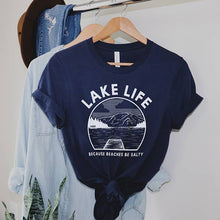 Load image into Gallery viewer, Lake Life Tee // PRE-ORDER