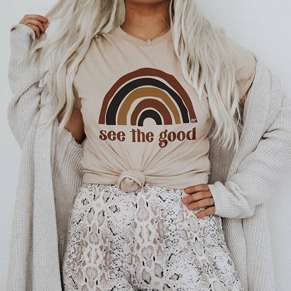 See The Good Tee // PRE-ORDER
