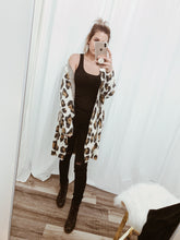 Load image into Gallery viewer, Leopard Lovely Cardi