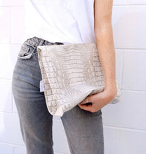 Load image into Gallery viewer, SARAH Makeup Bag + Clutch