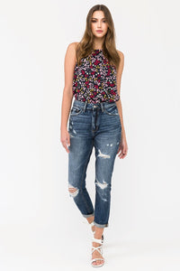 Betty Friend Relaxed Jean
