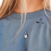 Load image into Gallery viewer, London Lock Necklace