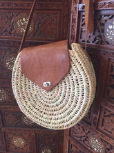 Load image into Gallery viewer, Handmade Moroccan Shoulder Bag