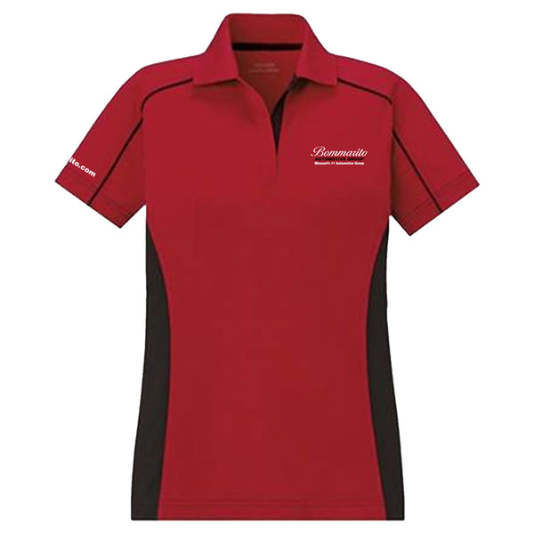 Bommarito Automotive Group Ladies Color Block Polo