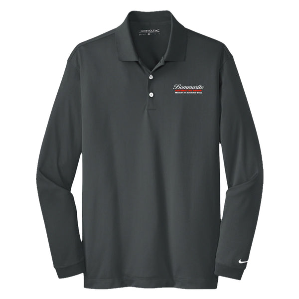 Bommarito Automotive Group Nike Dri-Fit Victory Mens Long Sleeve Polo