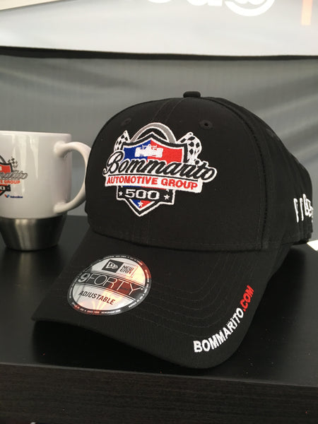 Official INDYCAR NEW Era Hat Bommarito 500 NTT Sponsorship Hat