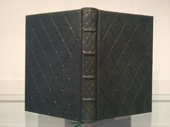 Artist's Binding, Green Goatskin Journal