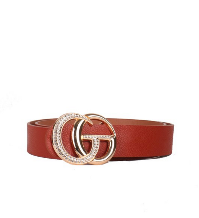 Dupes Belt- Brown