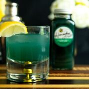 Blue Magic Vanilla Meyer Lemonade Syrup