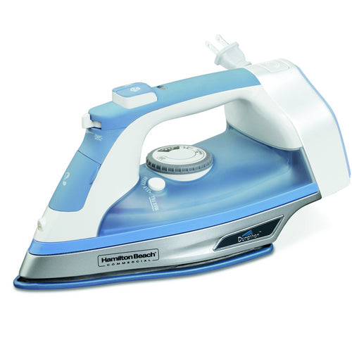 Durathon Full-Size Iron with Retractable Cord