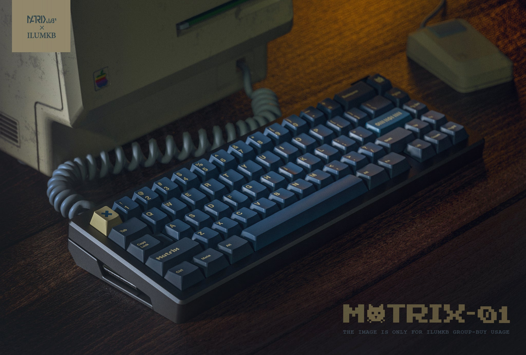 GMK Matrix-0.1 is Coming Soon
