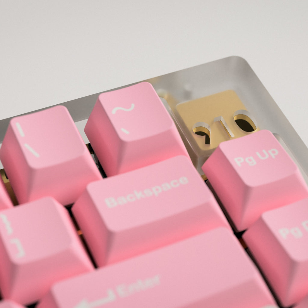 [Group Buy] GMK Peach Blossom