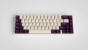 [GroupBuy] GMK Violet on Cream(VOC)