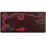 Red Dragon Deskmat