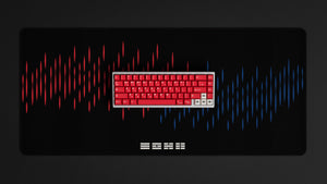 Red Devils Deskmat