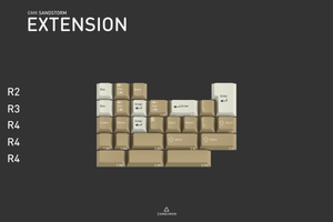 [Group Buy] GMK Sandstorm