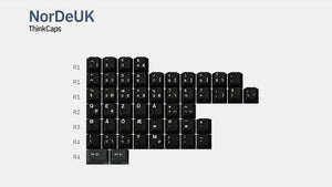 [GB] GMK THINKCAPS