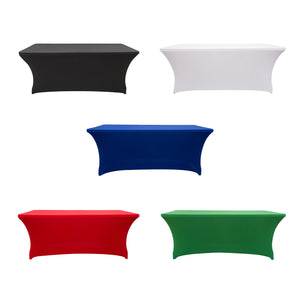 Stretch Spandex Rectangular Table Cover