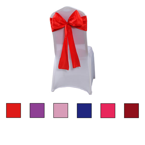Polyester High Chair Sash Decorations