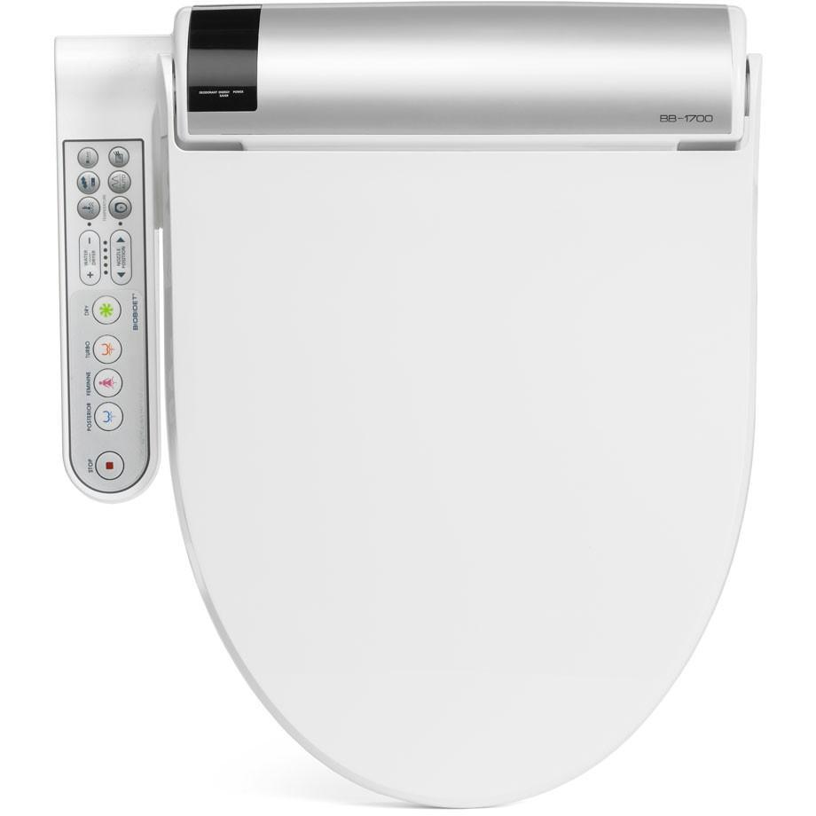 Awesome Bio Bidet Bb 1700 Bliss Bidet Seat W Side Panel Caraccident5 Cool Chair Designs And Ideas Caraccident5Info