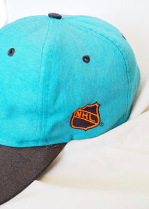 Gorra Sharks NHL original