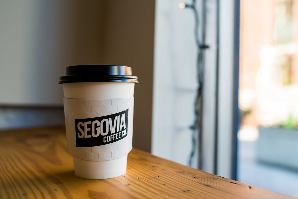 Segovia Coffee Cup wood cafe picture