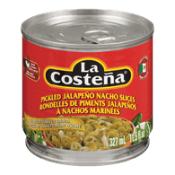 LA COSTENA - Pickled Jalapeno Nacho slices