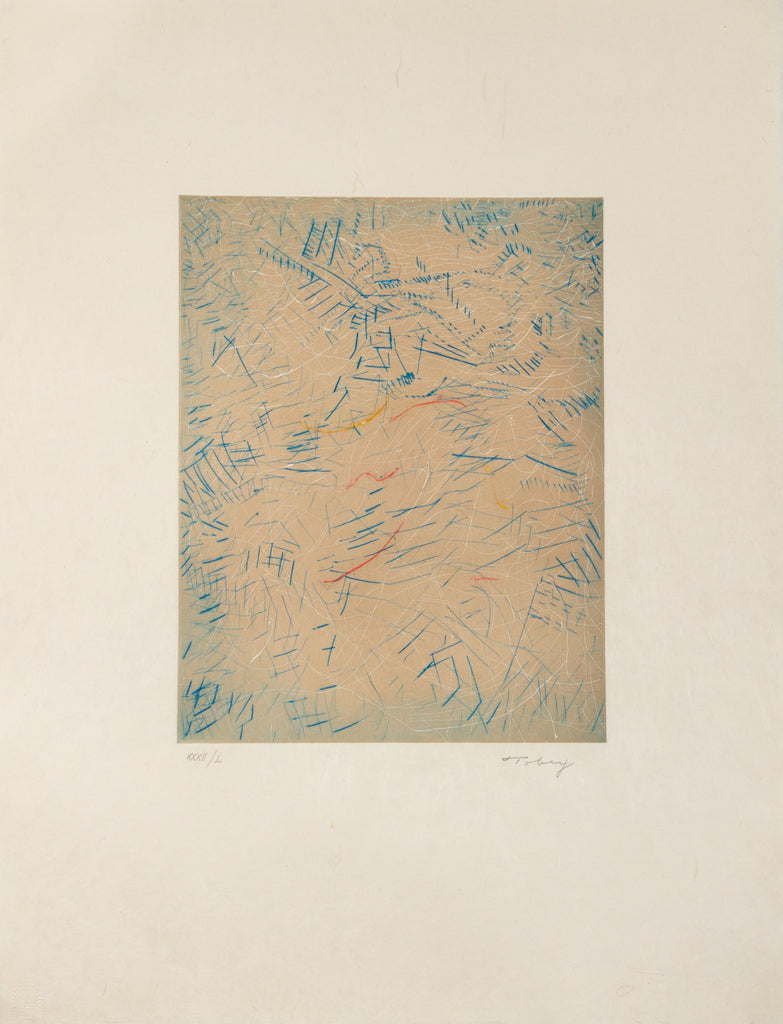 "Mark Tobey ""Of Time and Age"" - C. 1975"