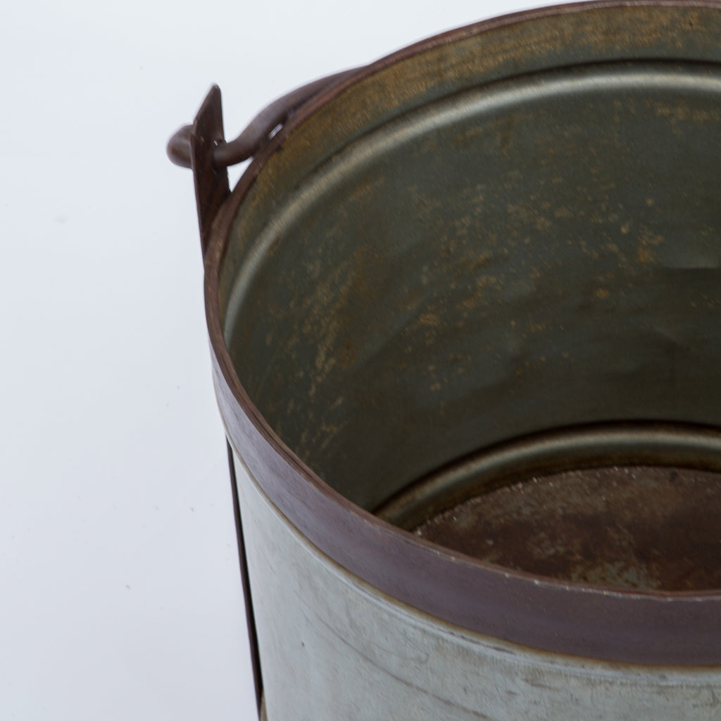 Vintage US Metal Bin, Medium