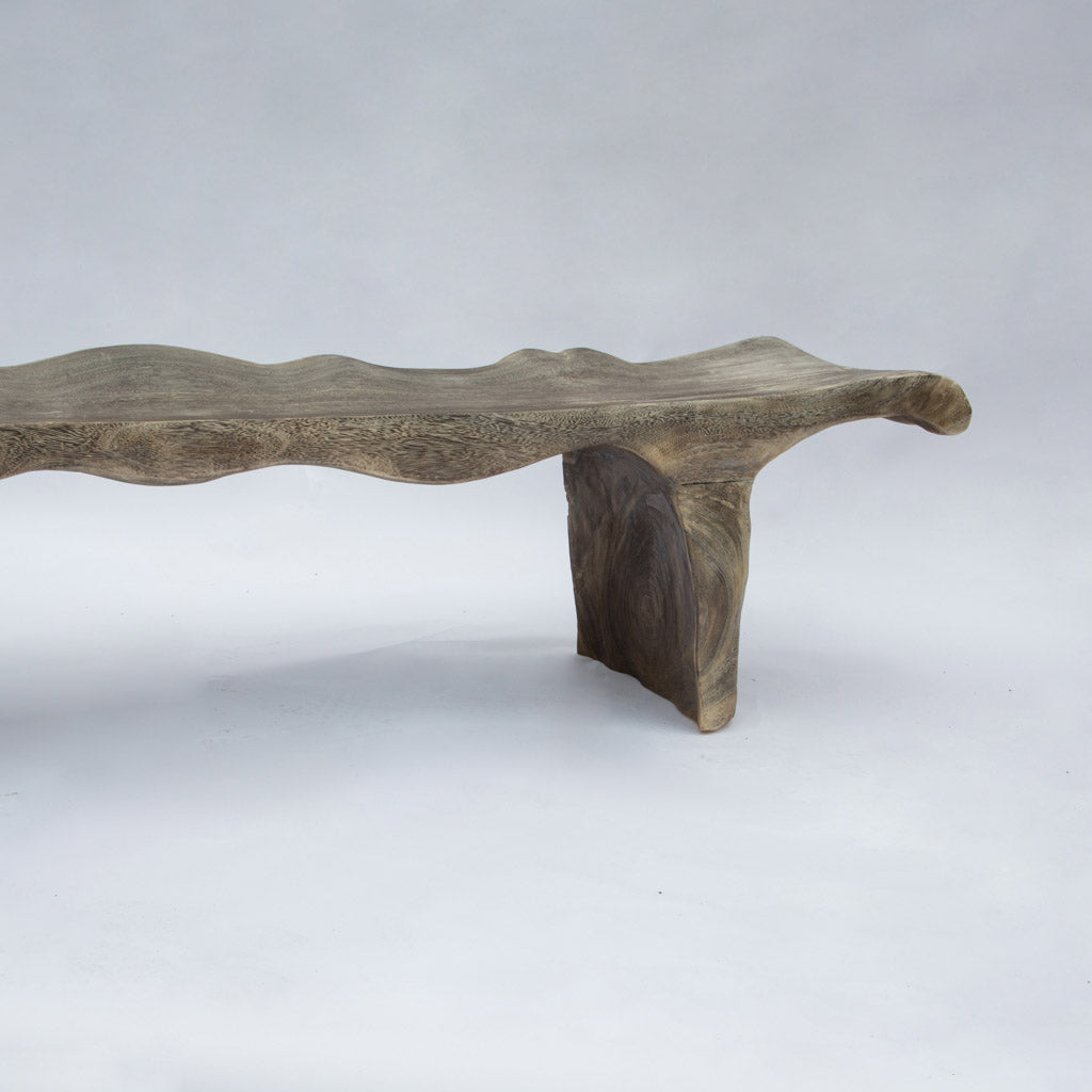 Balinese Handcarved Bench