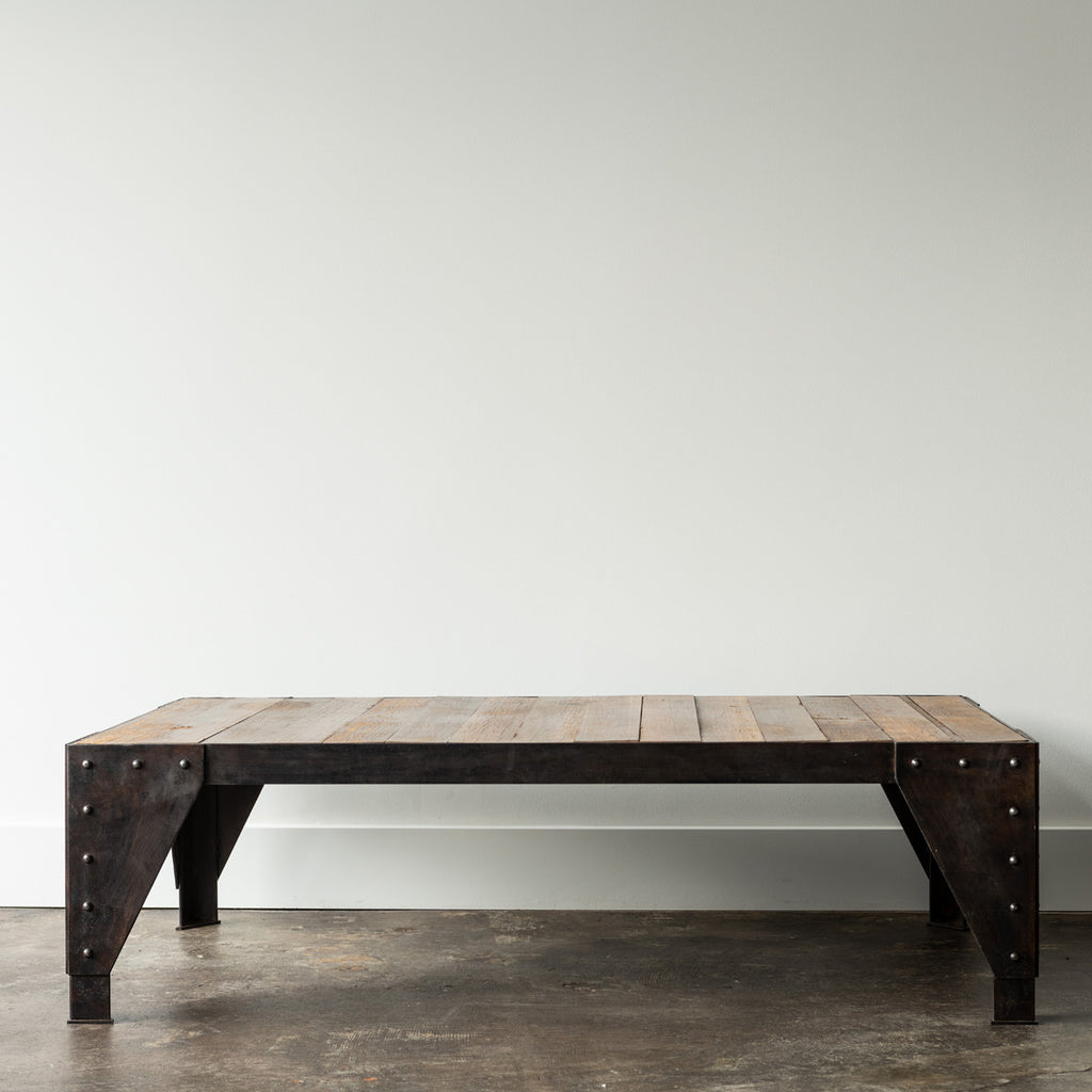 Azobe Coffee Table