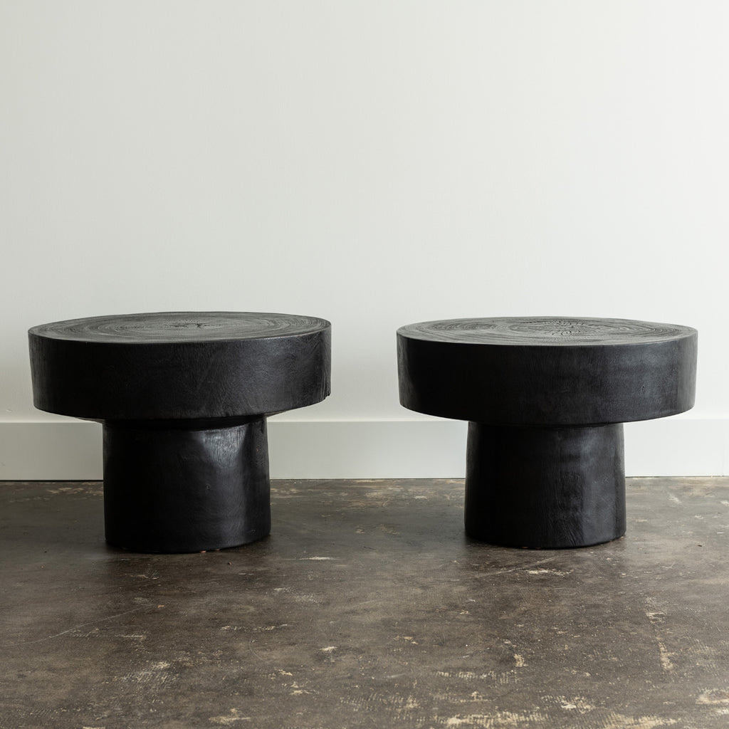 Black Chub Sidetable