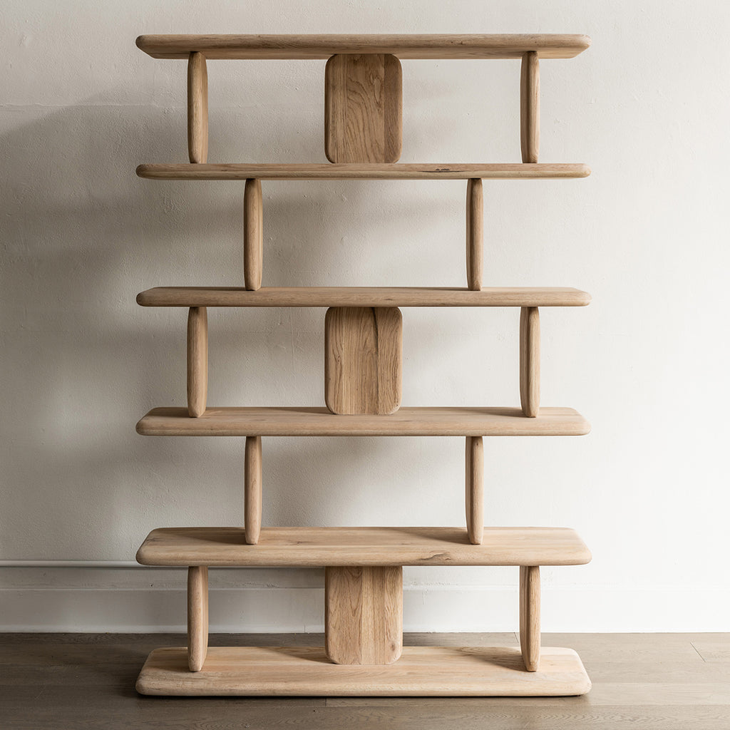 Laurel Tall Shelf